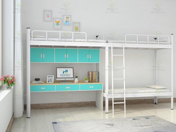 学生宿舍床